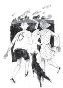 Рисунок из книги Понорницкой